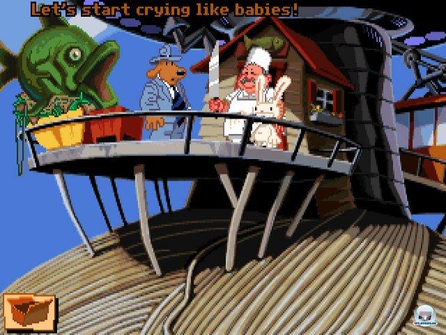 Screenshot - Sam & Max Hit the Road (PC) 92431777