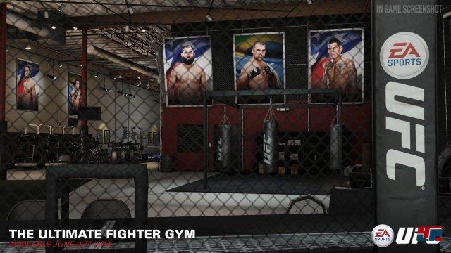 Screenshot - EA Sports UFC (PlayStation4) 92485097