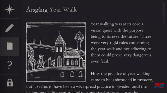 Screenshot - Year Walk (Wii_U)