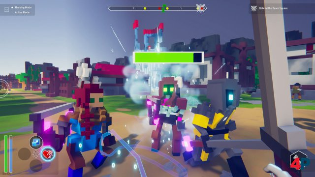 Screenshot - The Endless Mission (PC)