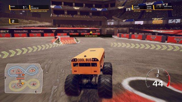 Screenshot - Monster Jam Steel Titans 2 (PC) 92636212