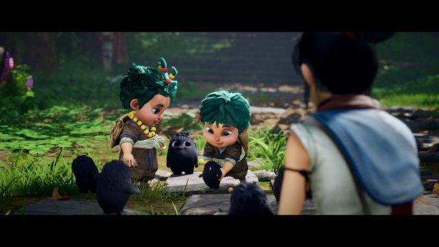 Screenshot - Kena: Bridge of Spirits (PlayStation5) 92649911