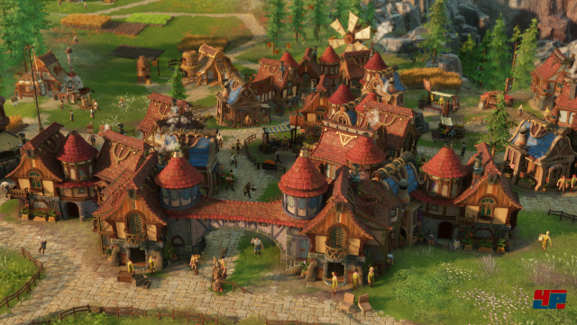 Screenshot - Die Siedler (PC) 92571819
