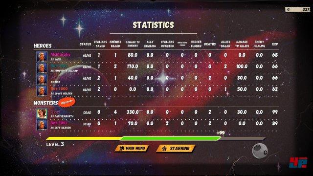 Leider findet man häufig nicht einmal fünf Mitspieler und tritt daher gegen Bots an. Nur abends stehen die Chancen halbwegs gut.