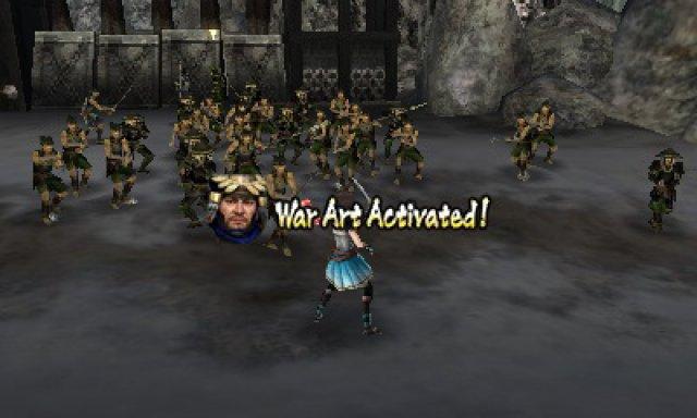 Screenshot - Samurai Warriors: Chronicles 3 (3DS) 92506563