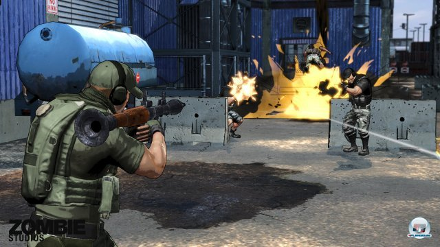 Screenshot - Special Forces: Team X (360) 92447177