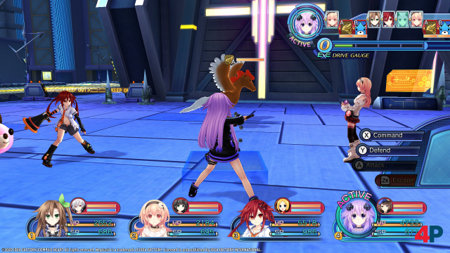Screenshot - Megadimension Neptunia VII (Switch)