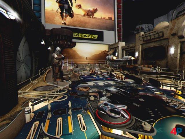 Screenshot - Star Wars Pinball VR (PlayStationVR) 92640891