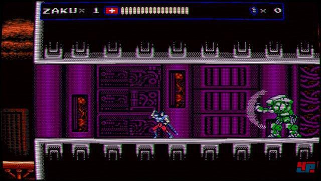 Screenshot - Oniken (Switch) 92580785