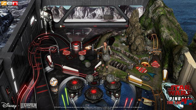 Screenshot - Star Wars Pinball: The Last Jedi (PC) 92563890