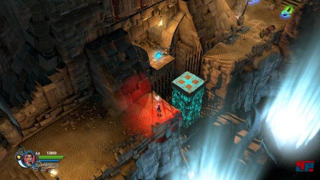 Screenshot - Lara Croft und der Tempel des Osiris (PC) 92496314