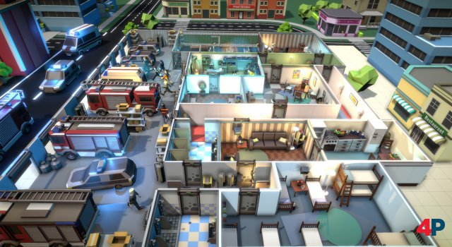 Screenshot - Rescue HQ - The Tycoon (PC) 92588826