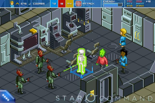 Screenshot - Star Command (iPad)