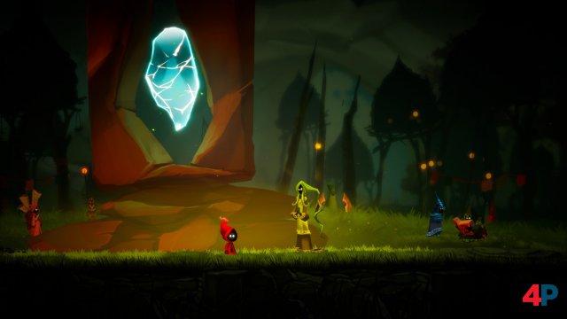 Screenshot - Unbound: Worlds Apart (PC)