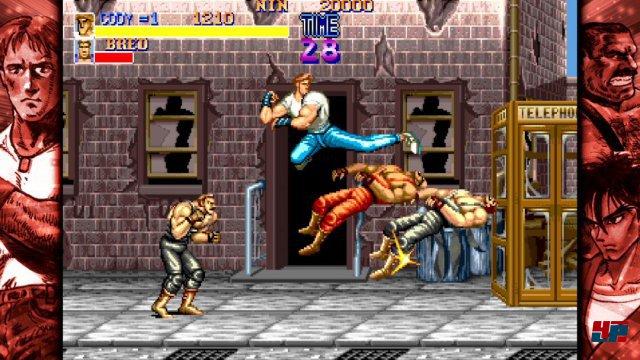 Screenshot - Capcom Beat 'Em Up Bundle (PC) 92573856