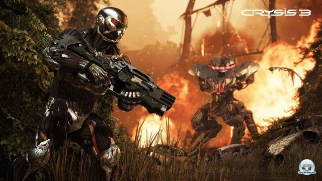Screenshot - Crysis 3 (360) 92453137