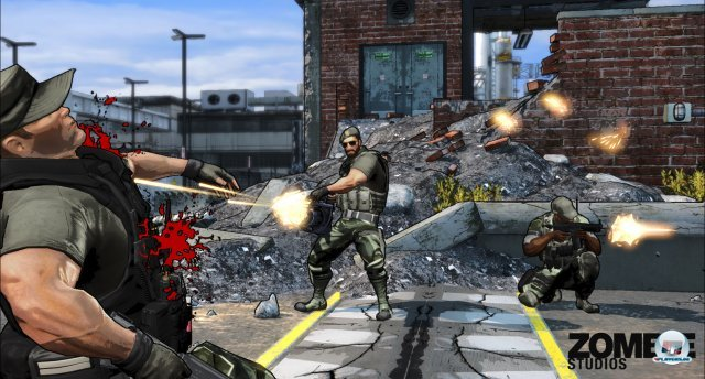 Screenshot - Special Forces: Team X (360) 92447182