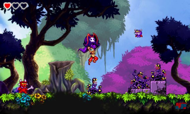 Screenshot - Shantae and the Pirate's Curse (3DS) 92500519
