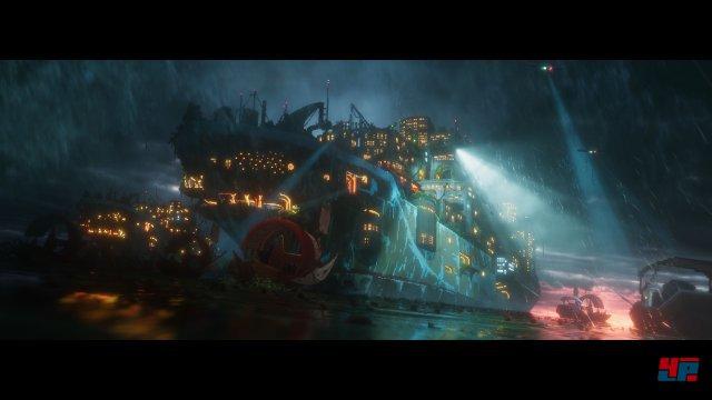 Screenshot - The Last Night (PC)