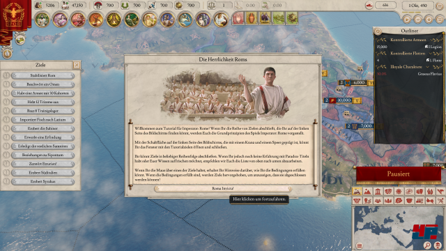Screenshot - Imperator: Rome (PC)