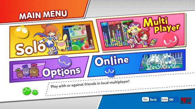 Screenshot - Puyo Puyo Champions (PC)