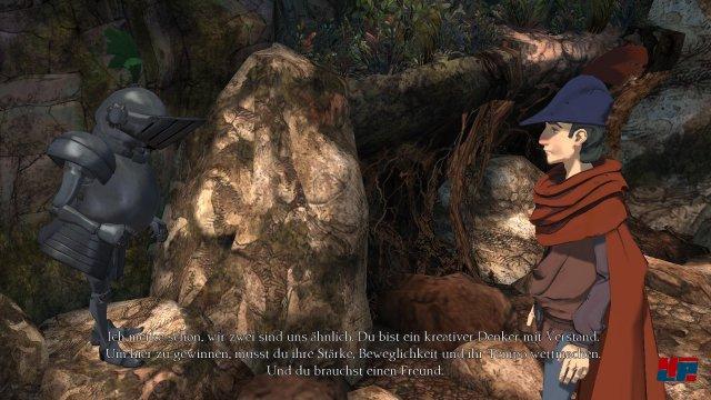 Screenshot - King's Quest: Der seinen Ritter stand (360) 92510285