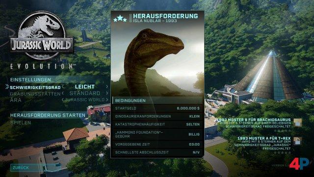 Screenshot - Jurassic World Evolution: Return to Jurassic Park (PC) 92603303