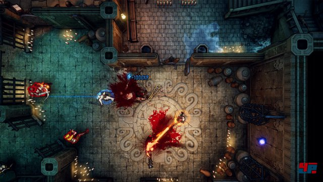 Screenshot - God's Trigger (PC) 92586371