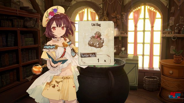 Screenshot - Atelier Sophie: The Alchemist of the Mysterious Book (PS4) 92527310