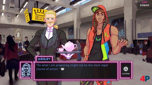 Screenshot - Arcade Spirits (PS4) 92612179
