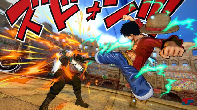 Screenshot - One Piece: Burning Blood (PlayStation4) 92515169