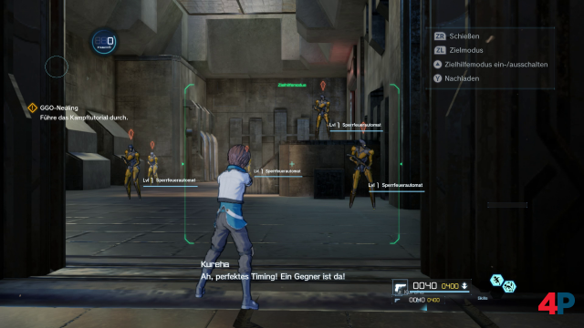 Screenshot - Sword Art Online: Fatal Bullet (Switch) 92593796