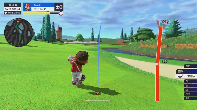 Screenshot - Mario Golf: Super Rush (Switch)