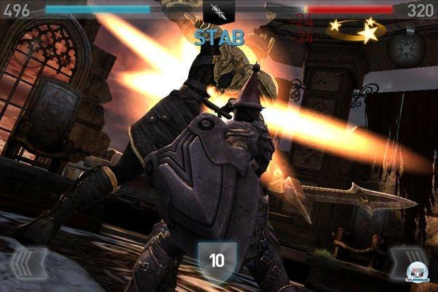 Screenshot - Infinity Blade 2 (iPhone) 2296782