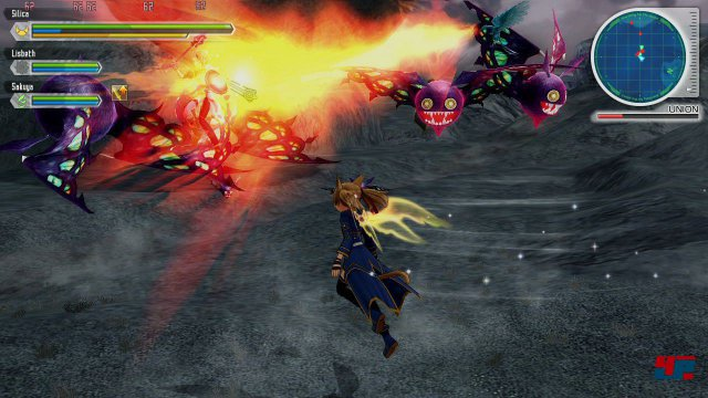 Screenshot - Sword Art Online: Lost Song (PlayStation3)