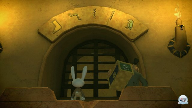 Screenshot - Sam & Max: Im Theater des Teufels (PC) 2288262