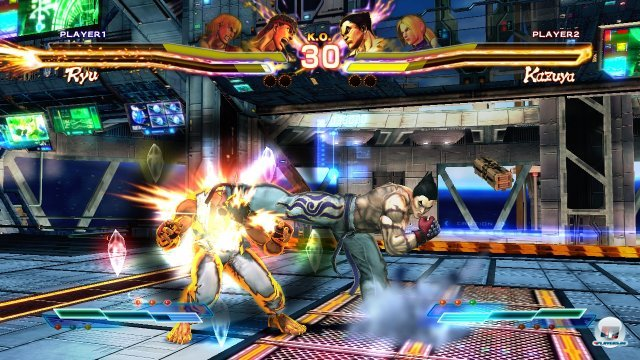 Screenshot - Street Fighter X Tekken (360) 2301762