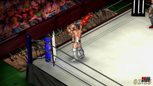 Screenshot - Fire Pro Wrestling World (PC)