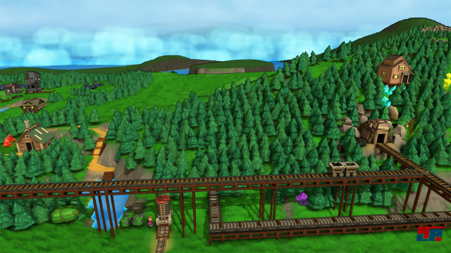 Screenshot - Factory Town (PC)