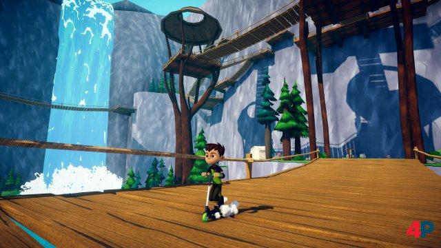 Screenshot - Ben 10: Power Trip (PC)