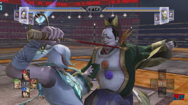 Screenshot - Warriors Orochi 3 Ultimate (PlayStation4) 92490078