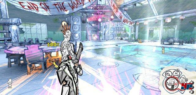 Screenshot - Drawn to Death (PlayStation4) 92501840