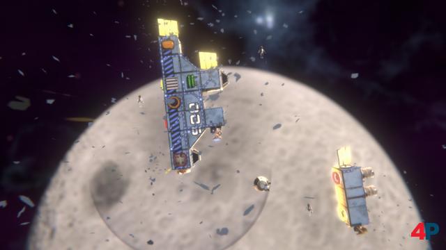 Screenshot - Kosmokrats (PC)