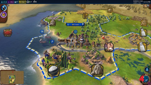 Screenshot - Civilization 6 (PS4) 92600765