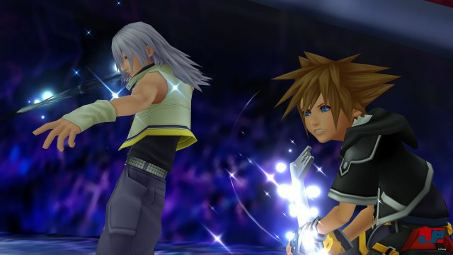 Screenshot - Kingdom Hearts HD 2.5 ReMIX (PlayStation3) 92491482