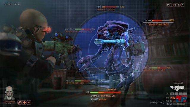 Taktischer Kampf in Phoenix Point; Quelle: VG247