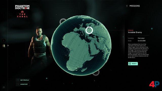 Screenshot - Phantom Doctrine 2: The Cabal (PC)