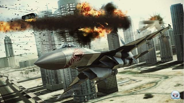 Screenshot - Ace Combat: Assault Horizon (360) 2222072