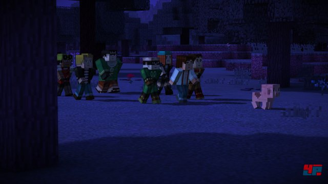 Screenshot - Minecraft: Story Mode - Episode 2: Montage erforderlich (360) 92516467