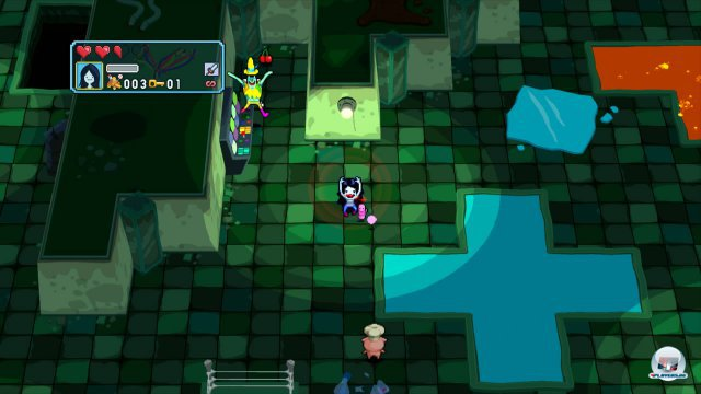 Screenshot - Adventure Time: Explore the Dungeon Because I DON'T KNOW! (360) 92470512